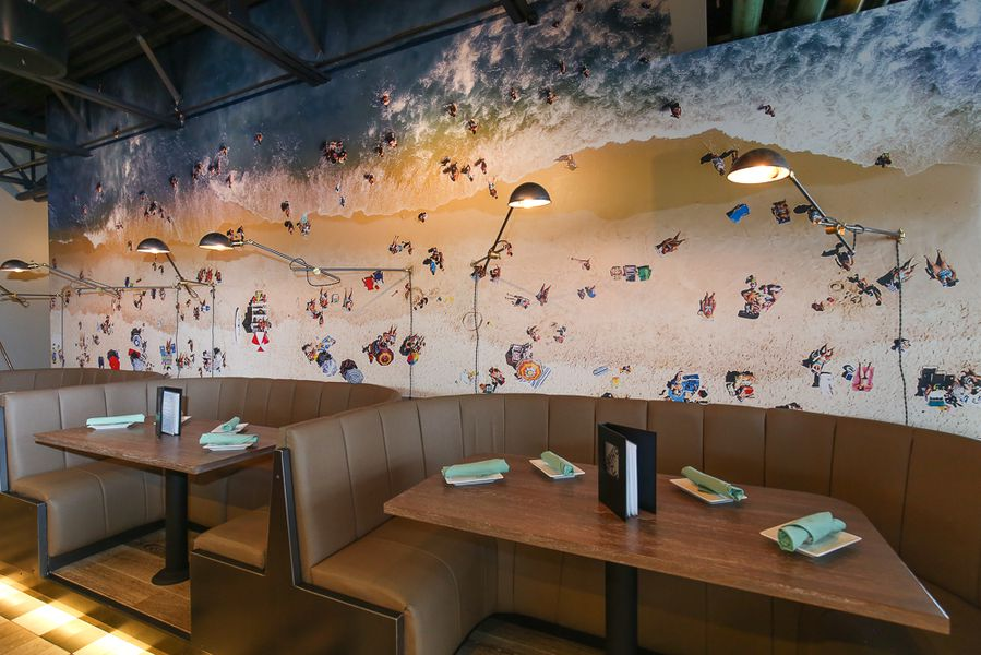 San diego inspired north county now dishing tacos in lowry for Seashell fish chicken chicago il