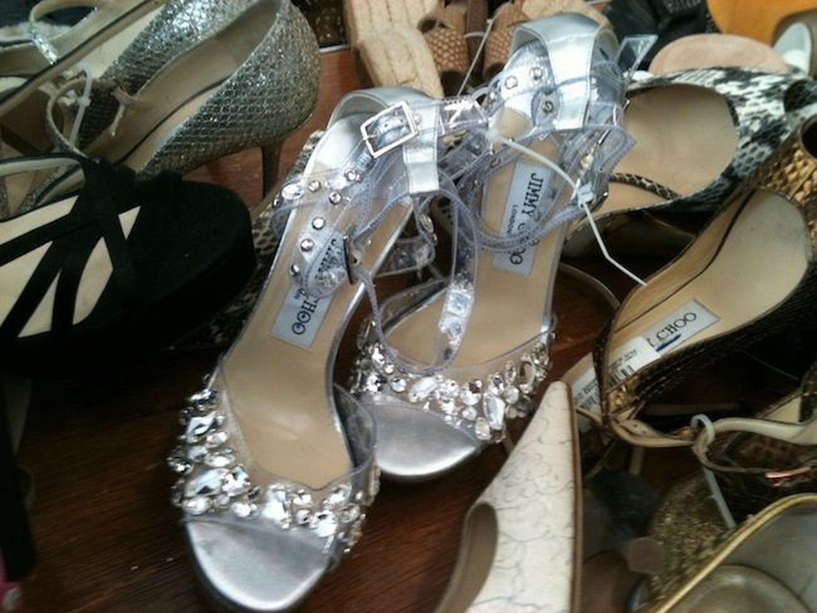 3b163d1aa2337 The Jimmy Choo Sample Sale Might Not Be Worth Your Time - Racked NY