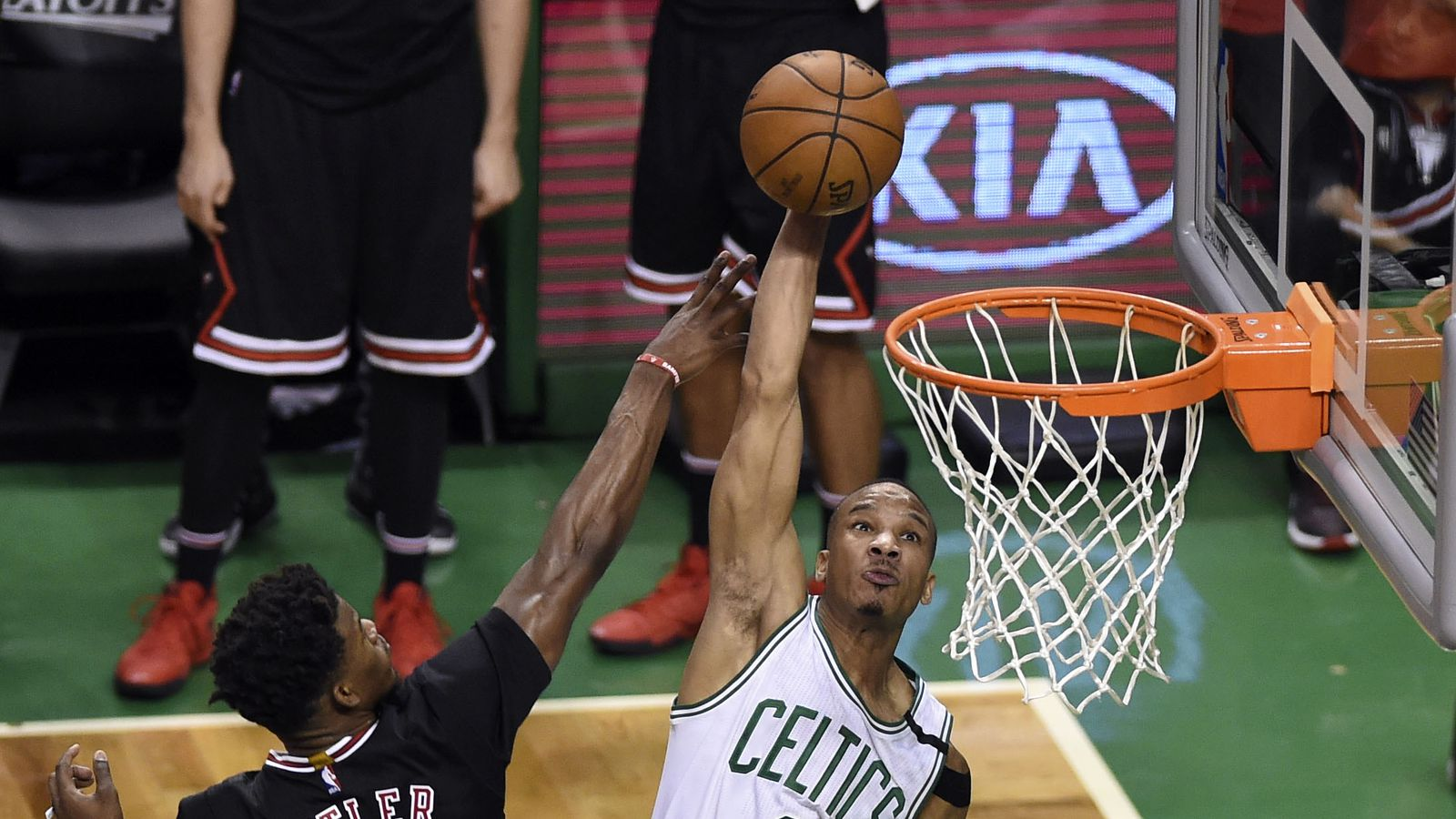The Celtics are back to doing what they were supposed to do: beating the Bulls