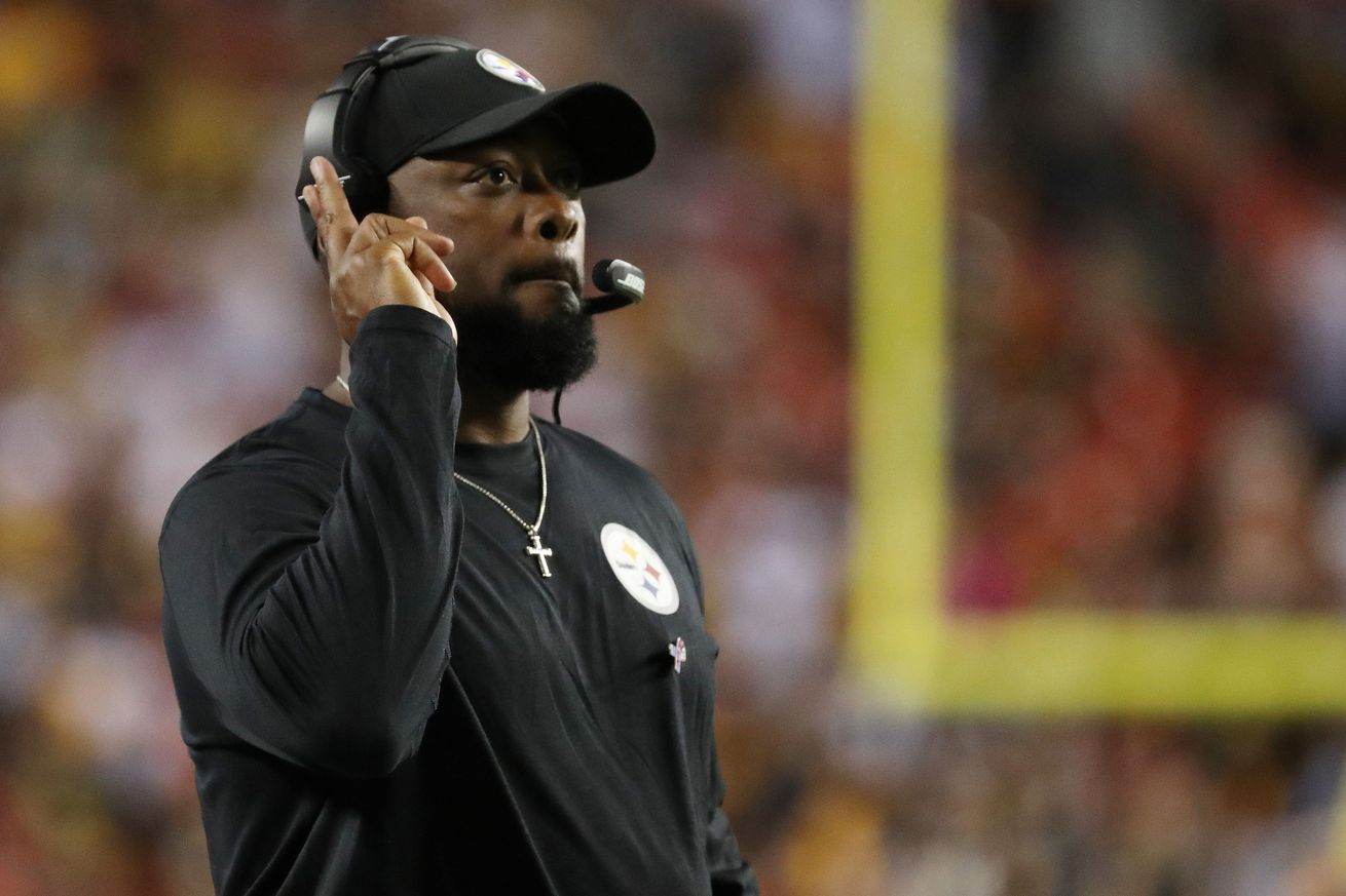 Steelers head coach Mike Tomlin shines light on Eagles loss, and what to expect in Week 4