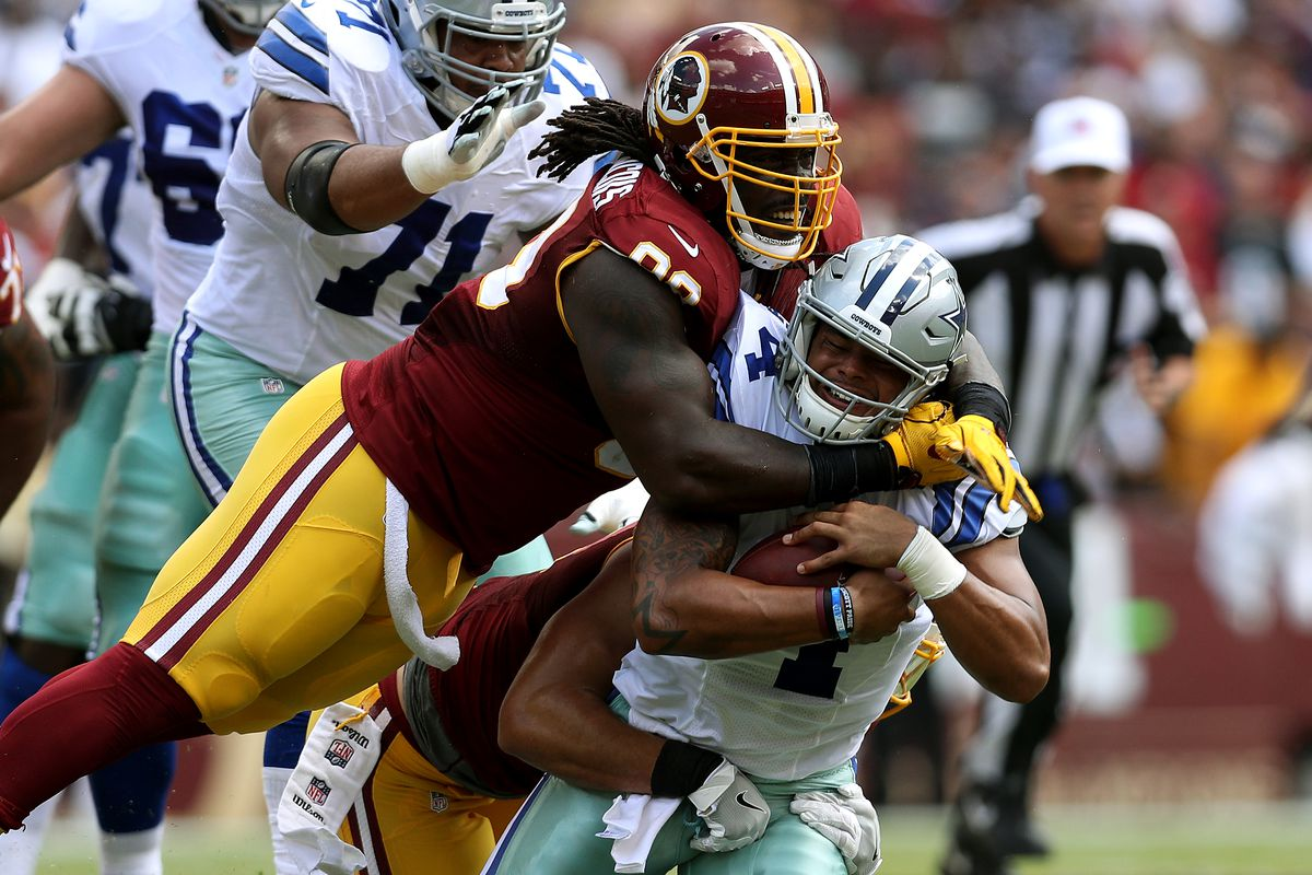 Packers sign DL Ricky Jean Francois
