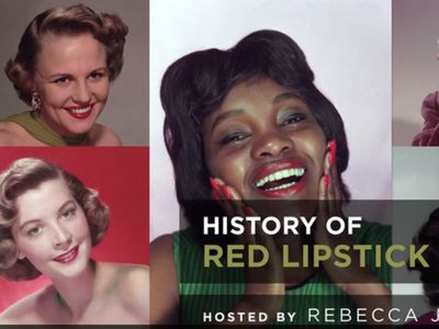 How Red Lipstick Became a Feminist Act