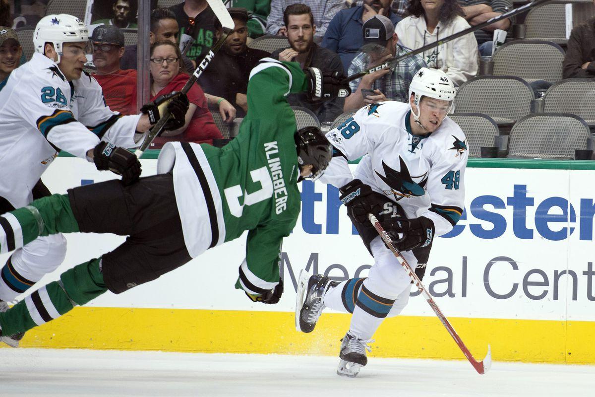 Dallas Stars vs. San Jose Sharks - 3/20/17 NHL Pick, Odds, and Prediction