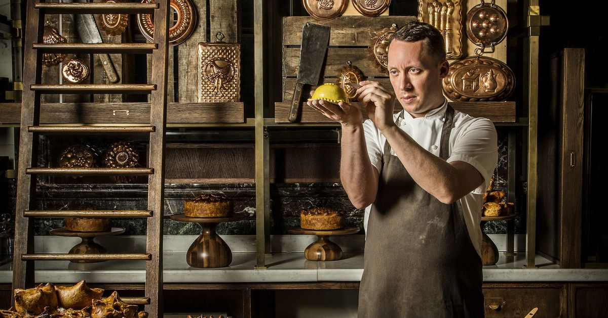 Holborn Pastry Master Calum Franklin Will Open a Room Dedicated to ...