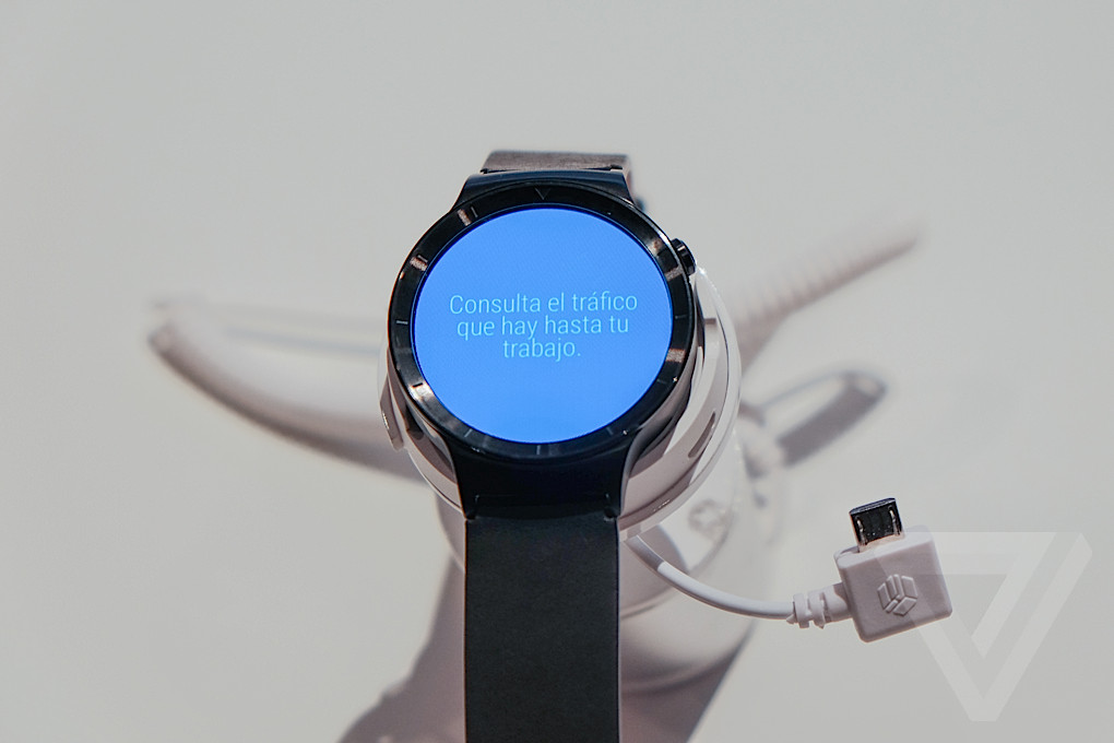The Huawei Watch is the most watch-like Android smartwatch ...