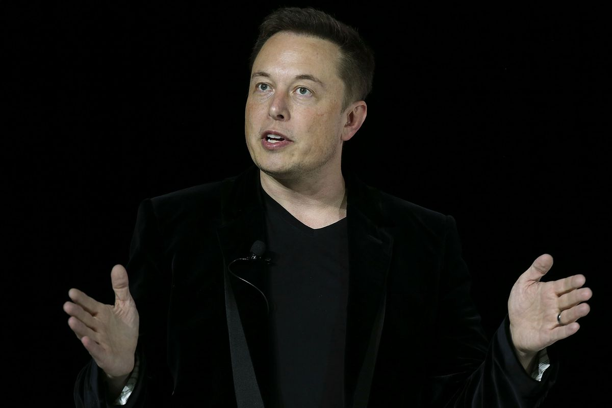Elon Musk is founding another company