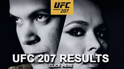 UFC 207 Results Live