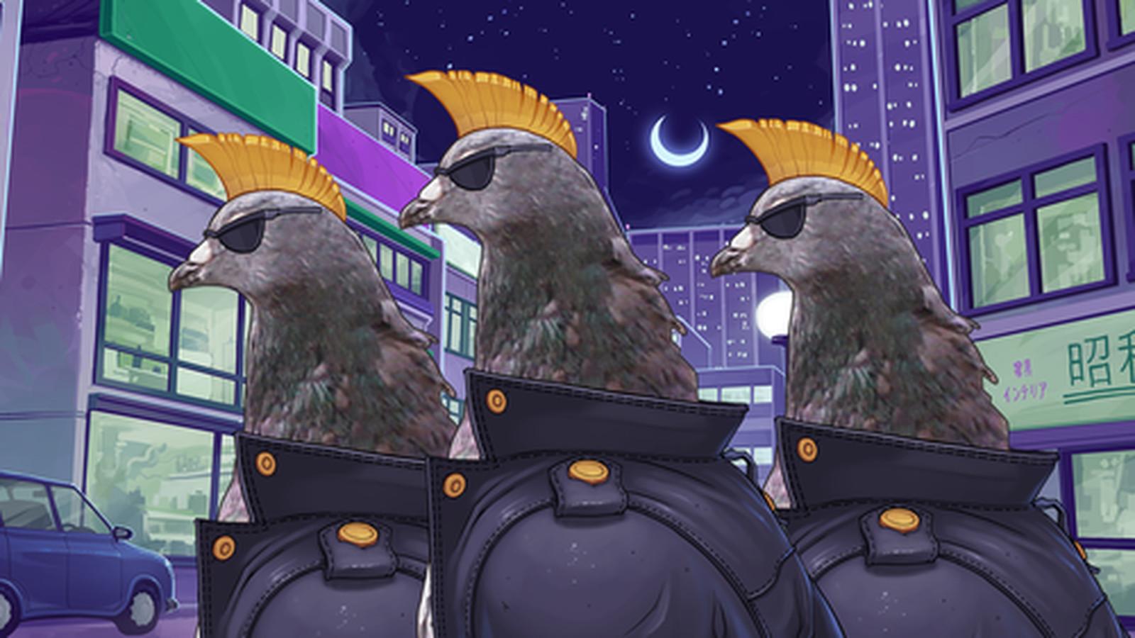 Pigeon dating sim hatoful boyfriend delayed to sept 4 polygon