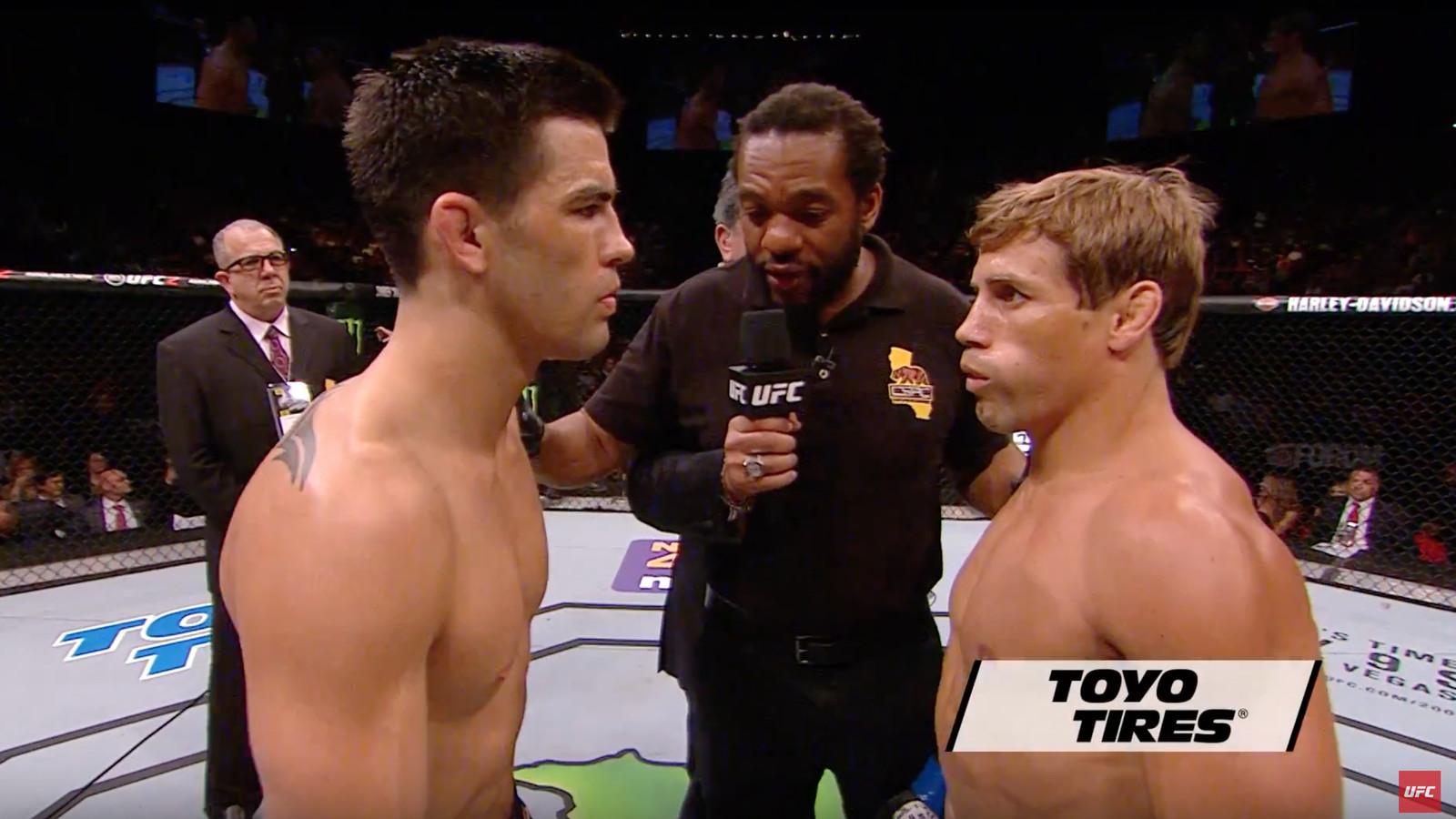 Dominick Cruz vs Urijah Faber Fight Video UFC 199   mma versus