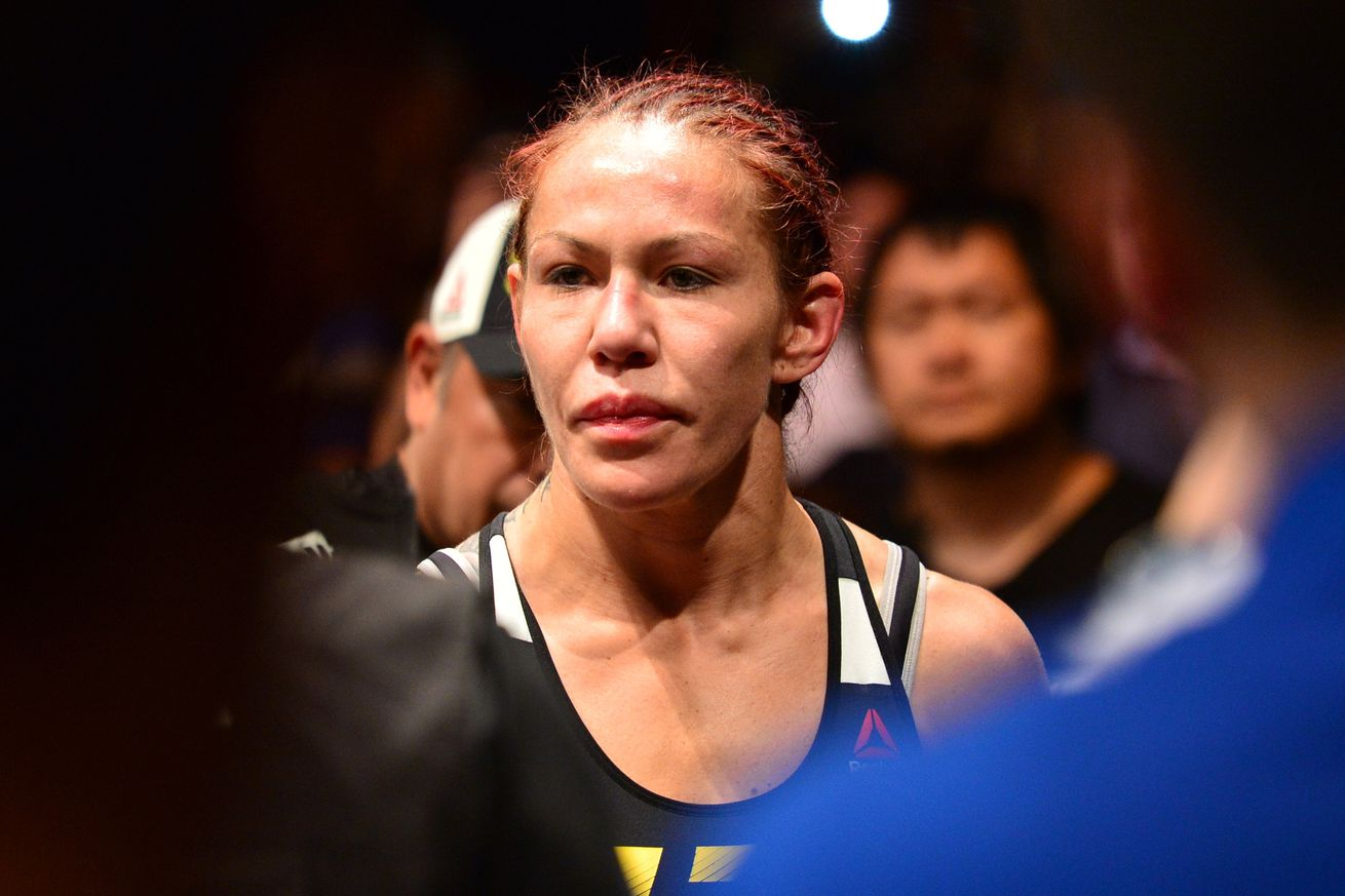 Cris Cyborg reacts to Holm vs De Randamie UFC 208 title fight, expected winner to delay fighting her