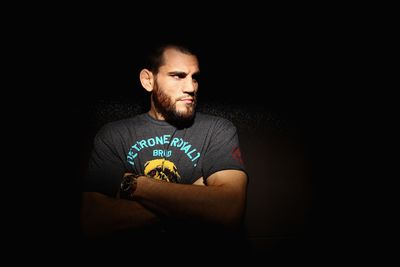 World Series of Fighting top contender Jon Fitch becomes first MMA fighter paid in Bitcoin