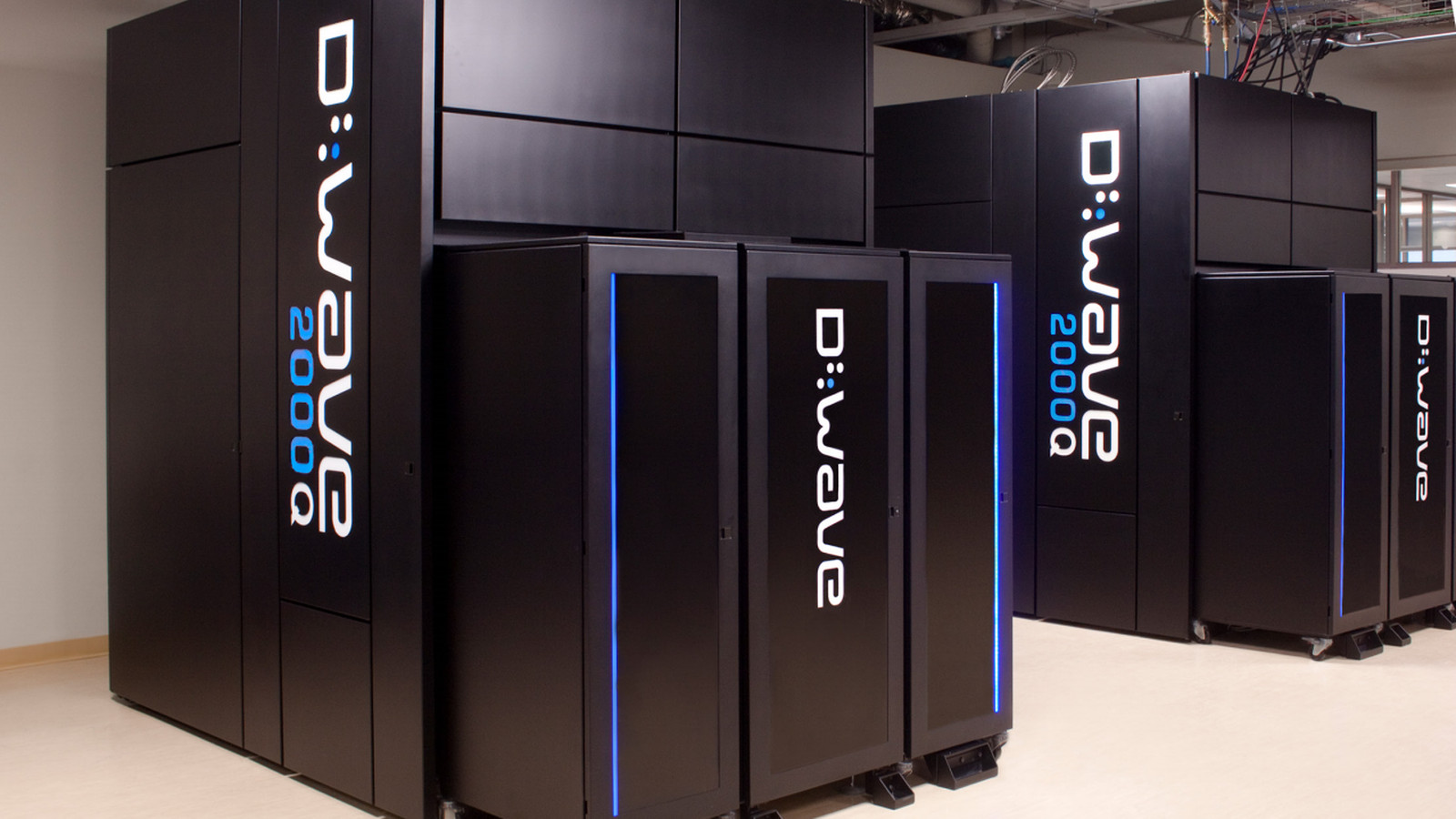 D-Wave is Now Shipping its New $15 Million, 10-foot Tall Quantum Computer