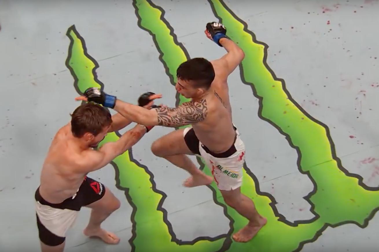 community news, Thomas Almeida vs. Brad Pickett full fight video