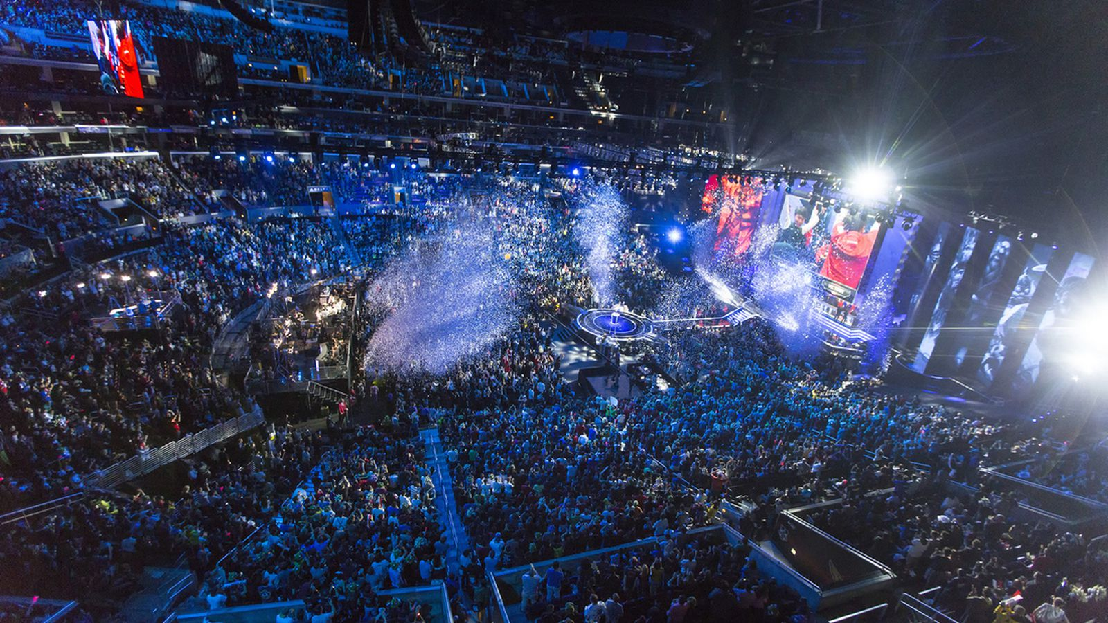 League of legends esports finals watched by 32 million people the