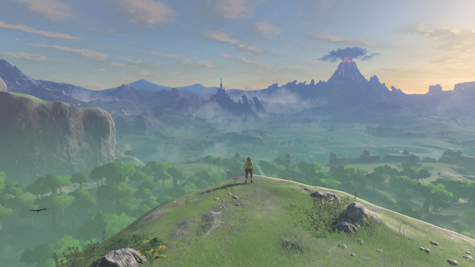 Breath of the Wild guide: The Great Plateau walkthrough