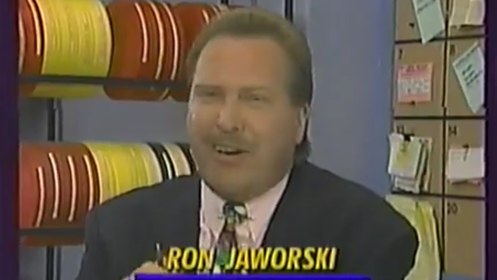 SB Nation selects Ron Jaworskis mullet SBNationcom : jawsmullet0 from www.sbnation.com size 1600 x 900 jpeg 177kB