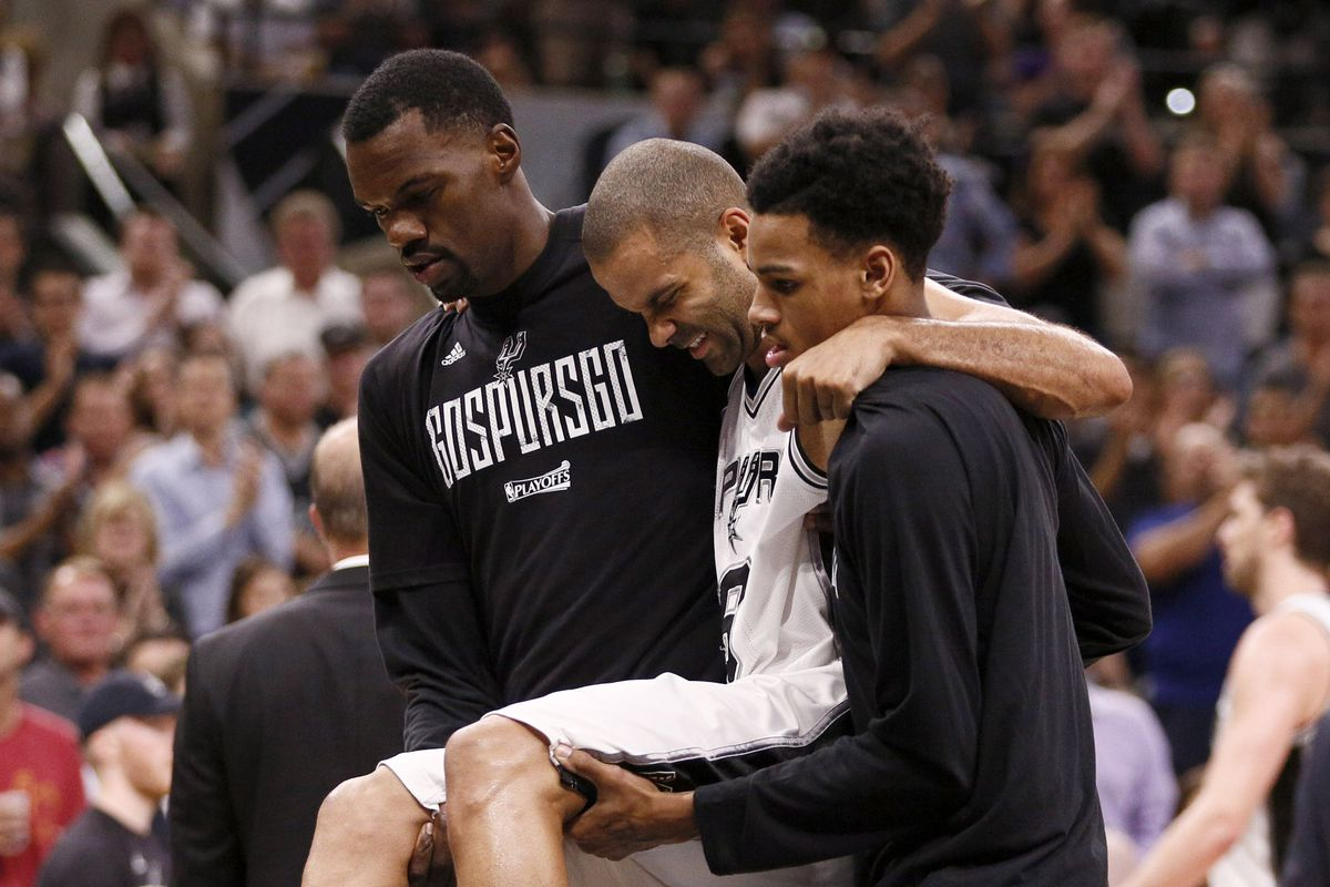 With Nene, Tony Parker Gone, Spurs-Rockets Battle Man Down