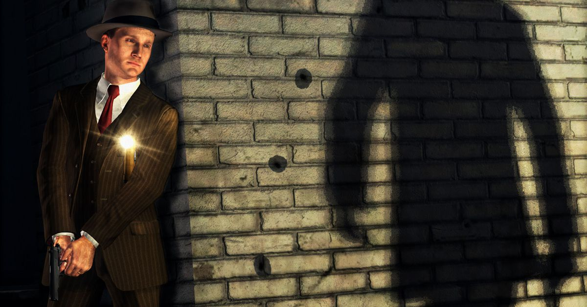 Rockstar is bringing LA Noire to Nintendo Switch, PS4, Xbox One, and VR