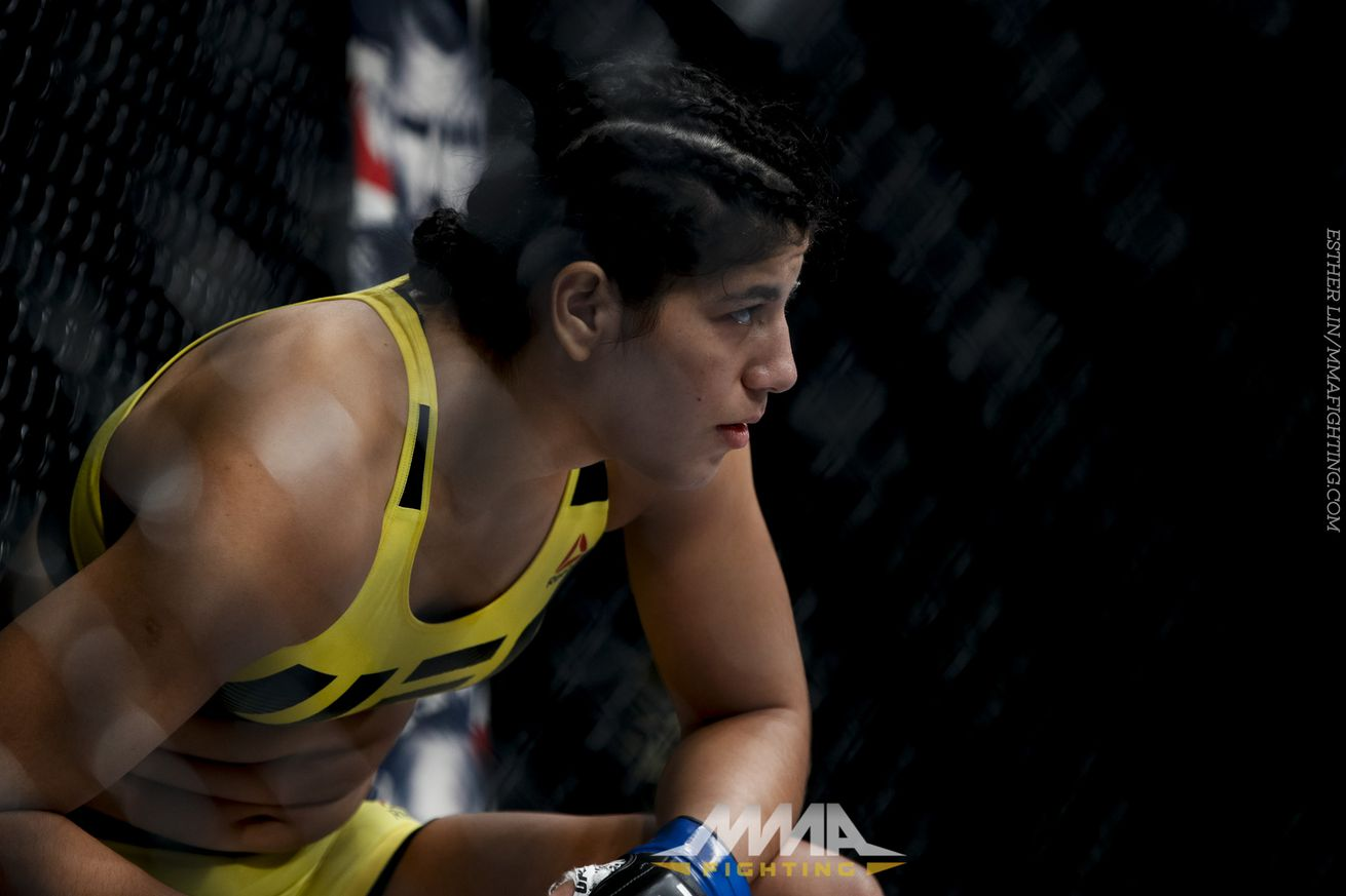 community news, Ketlen Vieira wants to be the female version of Jose Aldo in the UFC