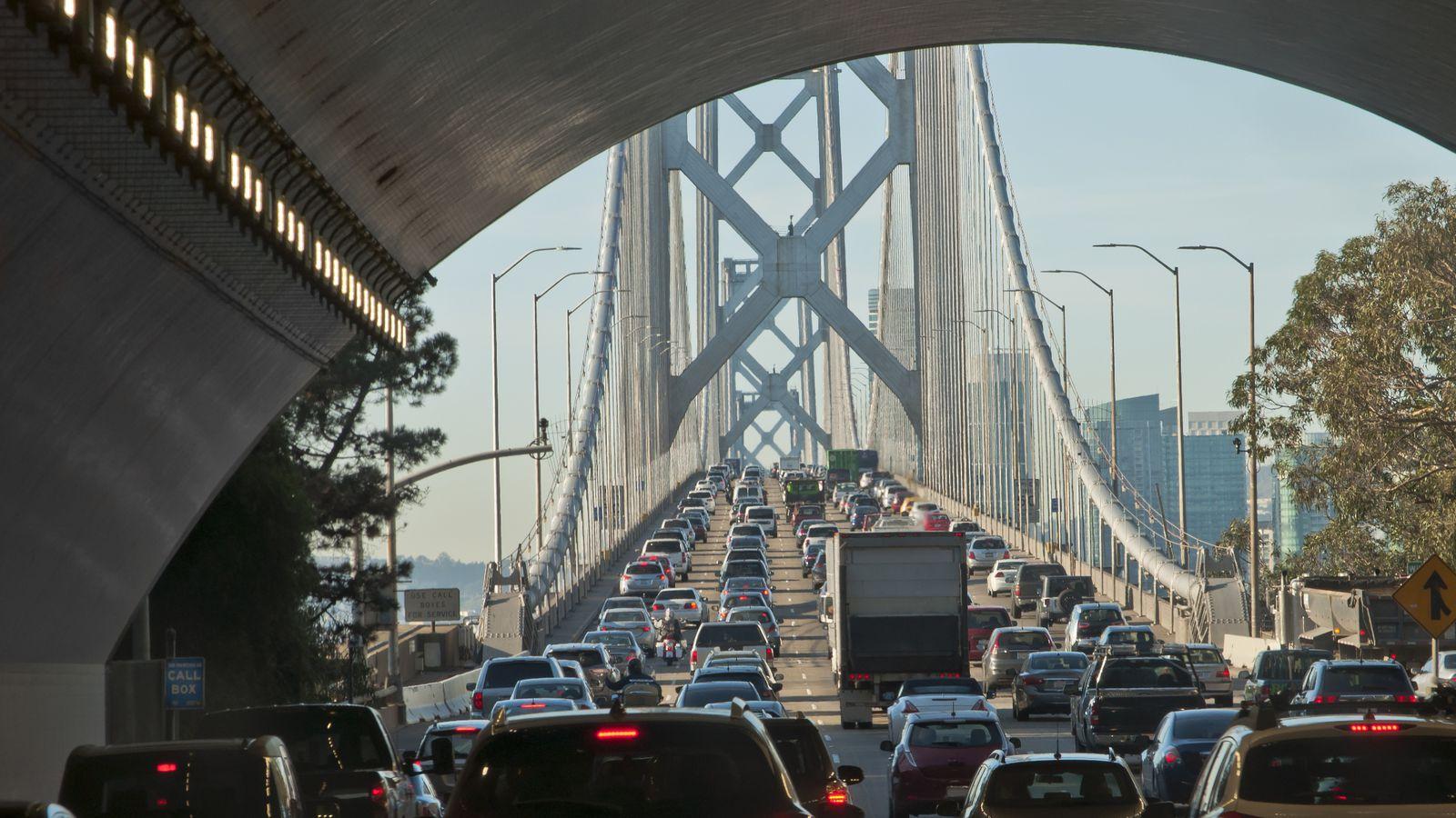 Construction makes terrible san francisco traffic even Interior design jobs san francisco bay area