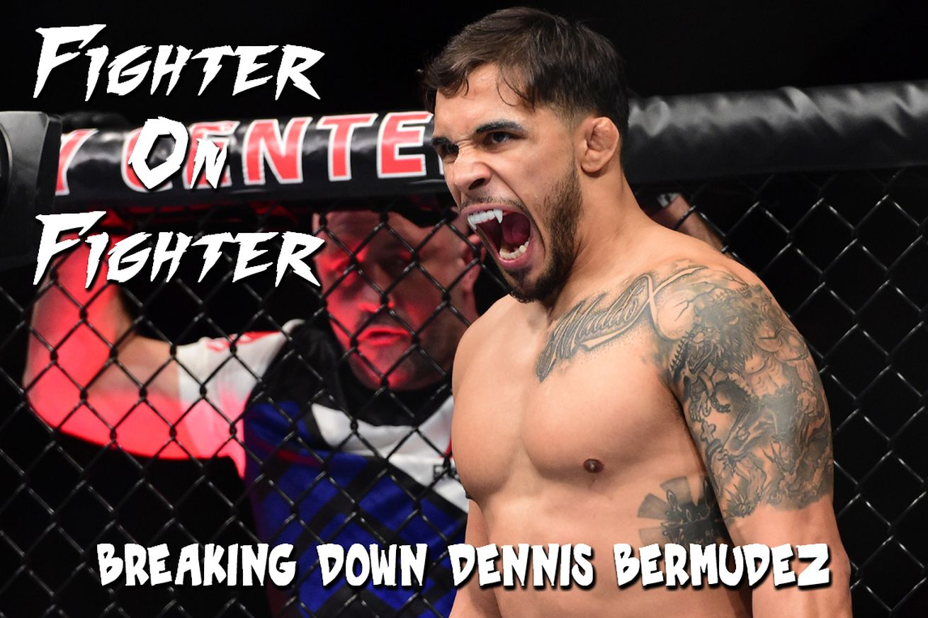 community news, Fighter on Fighter: Breaking down UFC Fight Night 104s Dennis Bermudez