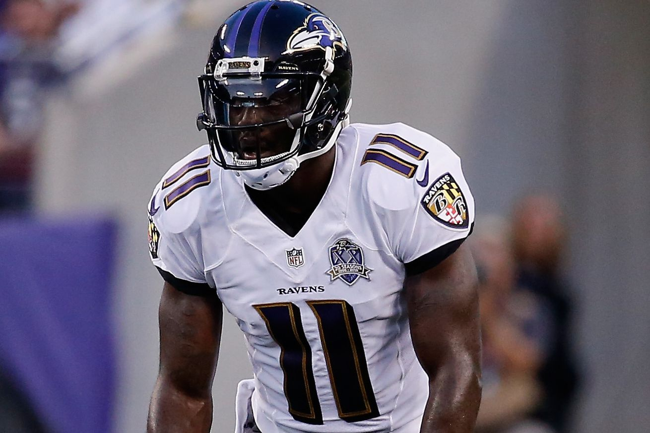 Ravens' Breshad Perriman (knee) will make preseason debut Thursday