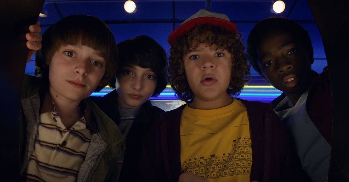 Stranger Things' homage to '80s cinema continues with stunning postersVoice Acting Voice Actors News