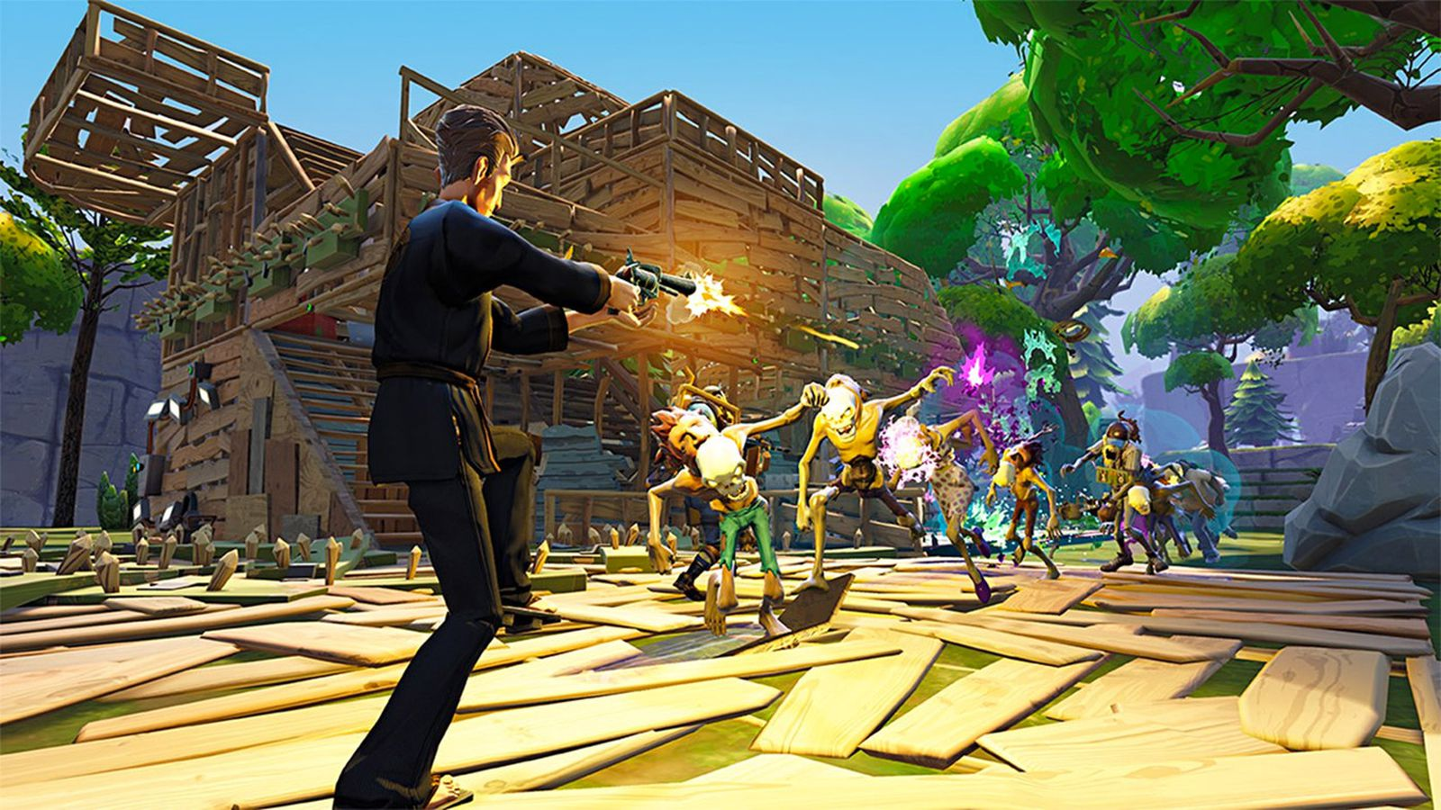 Fortnite will get an open beta by 2018 - Polygon