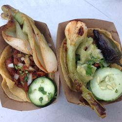 Chilangos traditional al pastor taco won top taco in both judges choice and people choice.
