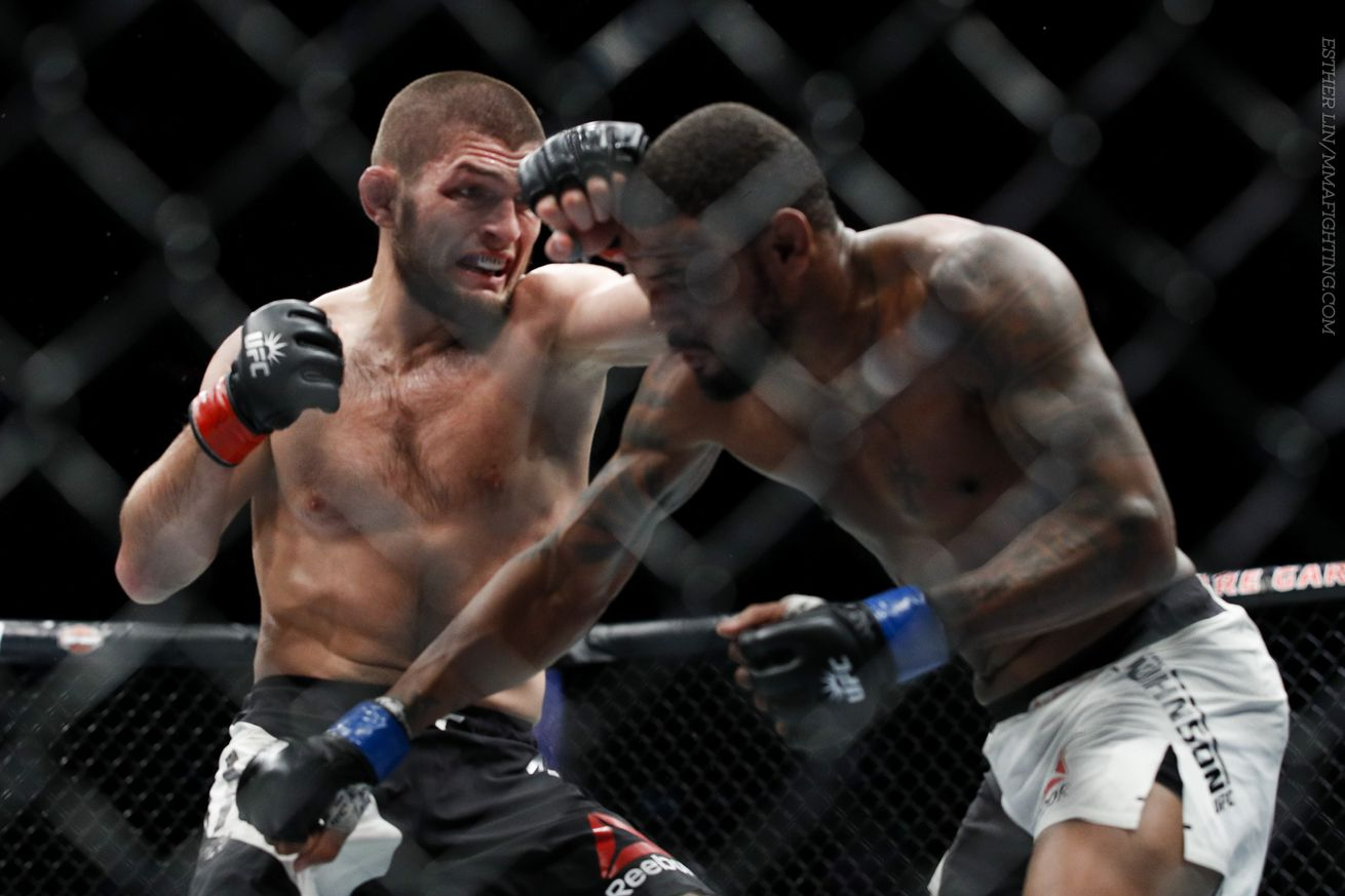 community news, Khabib Nurmagomedov says bout with Tony Ferguson is biggest lightweight fight in UFC history