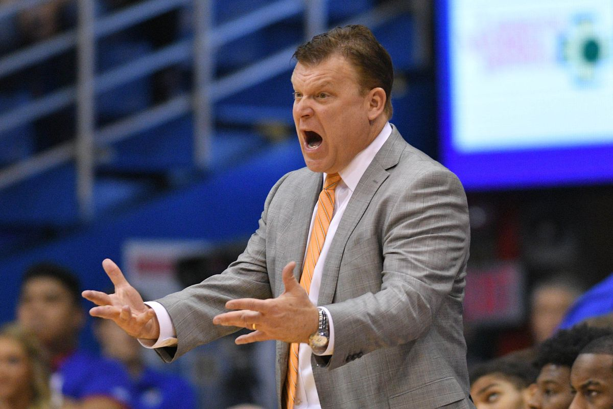 Good Luck to Him, Brad Underwood is Chasing the Money