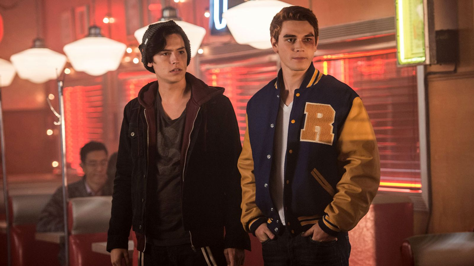 People can't stop mocking Jughead's worst Riverdale scene