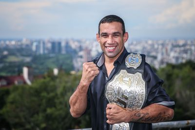 Losing to girlfriend's ex-boyfriend changed Fabricio Werdum's life forever