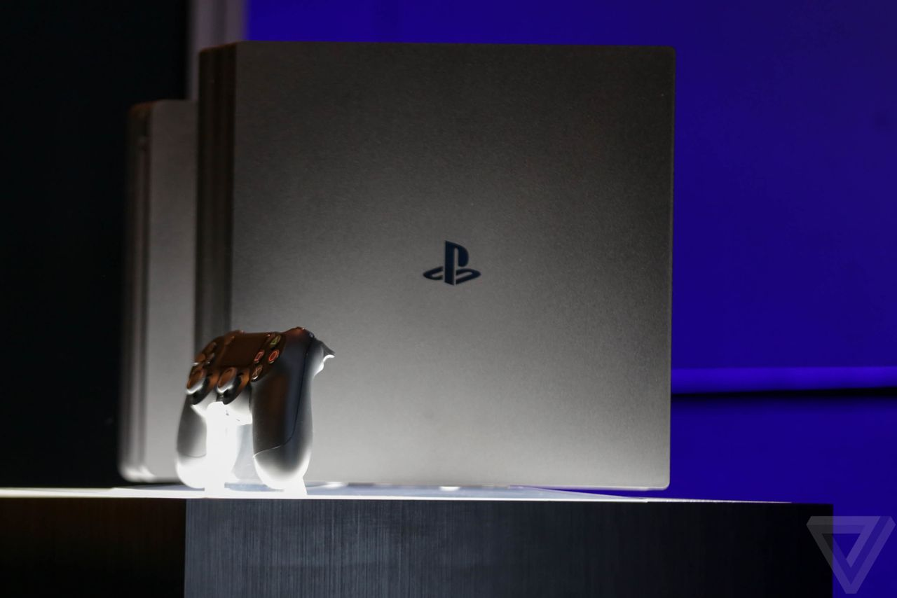 Sony's PS4 Pro is a 4K HDR PlayStation, sort of