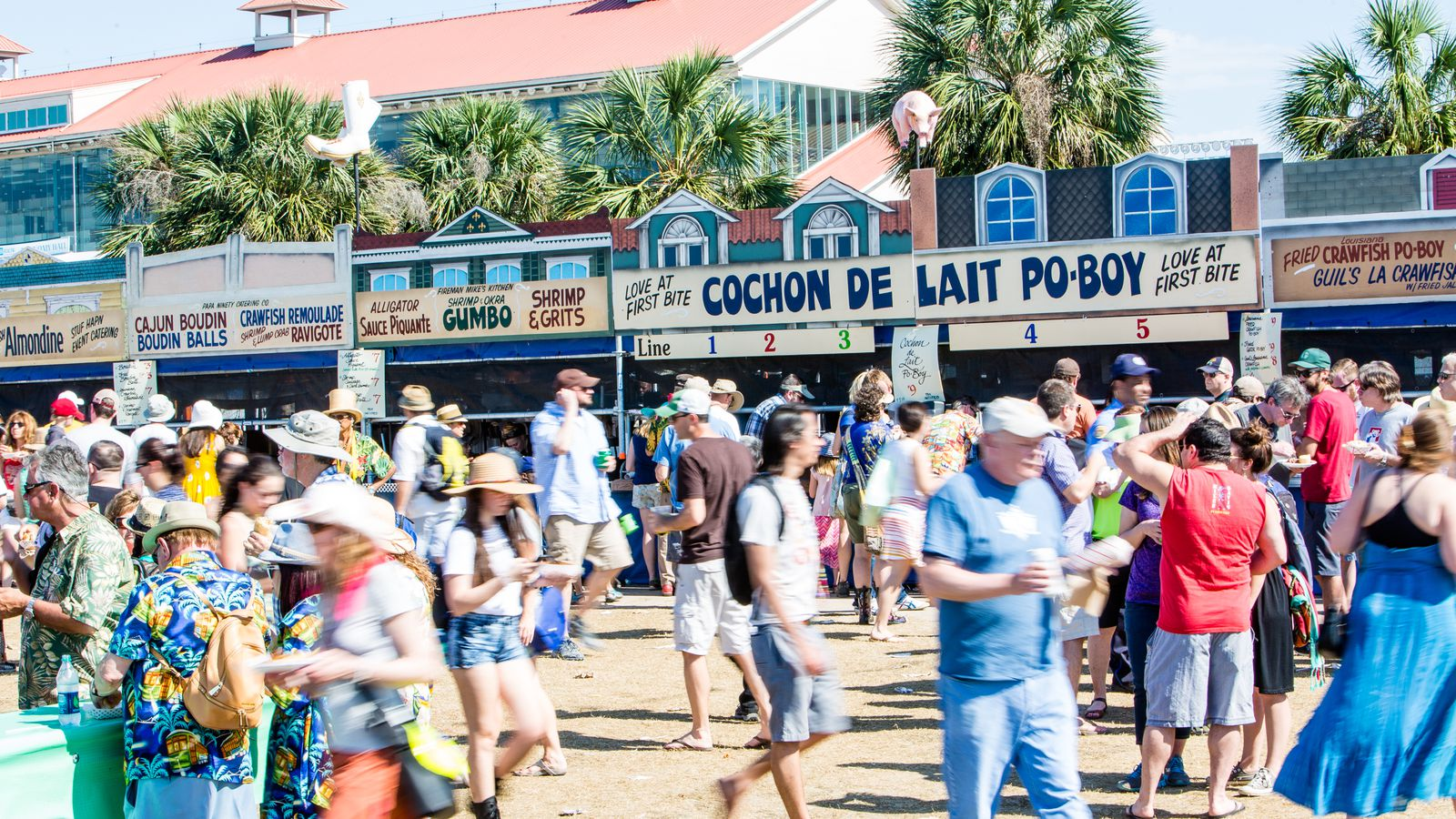 Best Food At Jazz Fest New Orleans