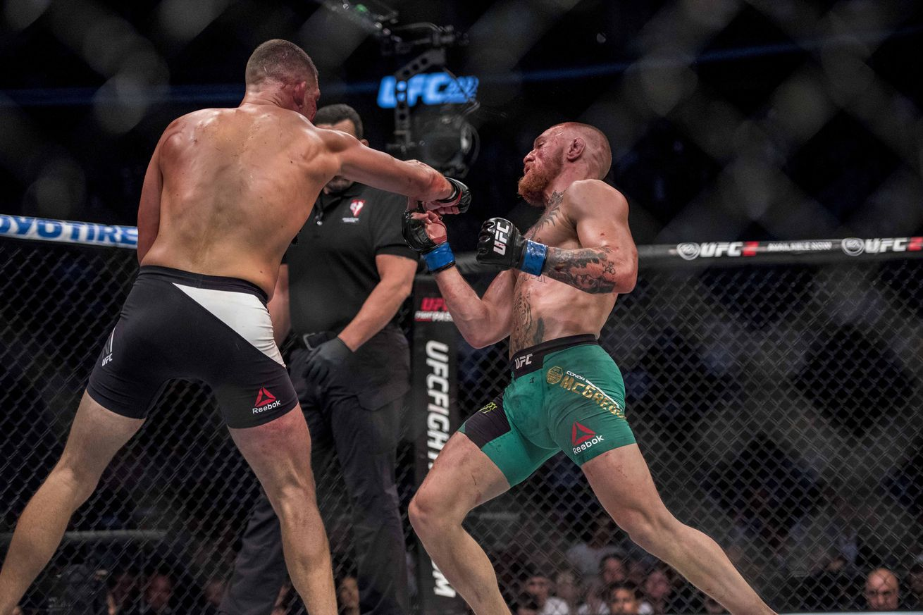 community news, Dana White: Conor McGregor too special (and too small) for rubber match against 'massive' Nate Diaz