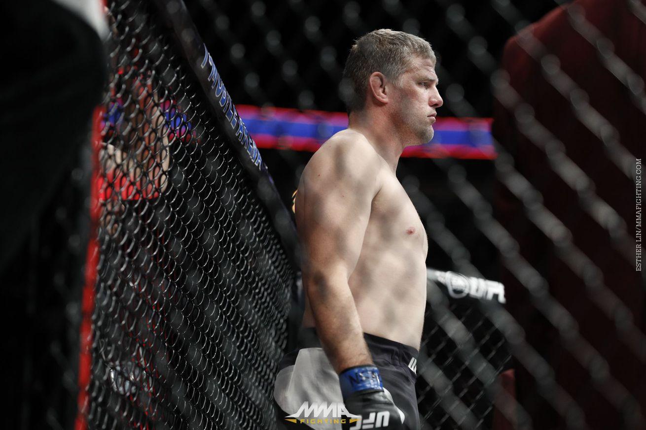 Daniel Kelly vs. Derek Brunson added to UFC Fight Night 110 in Auckland