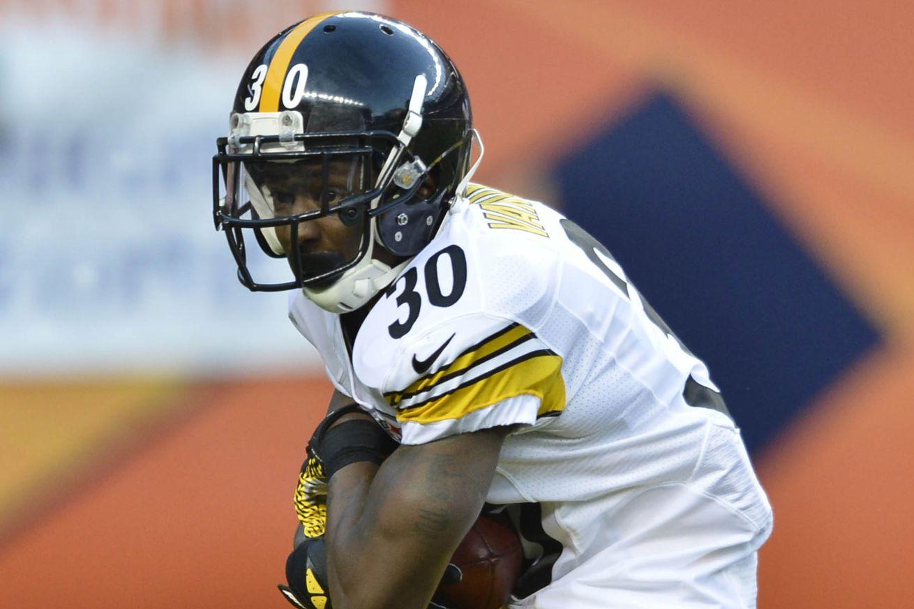 NFL Jerseys Sale - Steelers sign CB DeMarcus Van Dyke - Behind the Steel Curtain