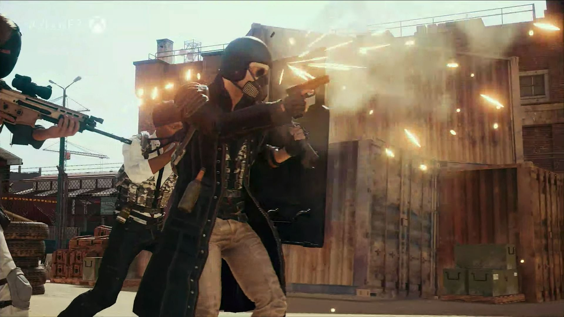 Pubg S Sanhok Map Coming To Xbox One This Summer Winter Map Teased