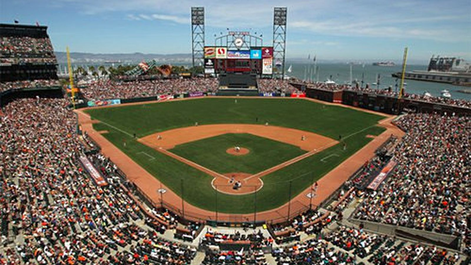 San Francisco Giants Stadium Wallpaper: SF Giants To Create An Edible Garden At AT&T Park
