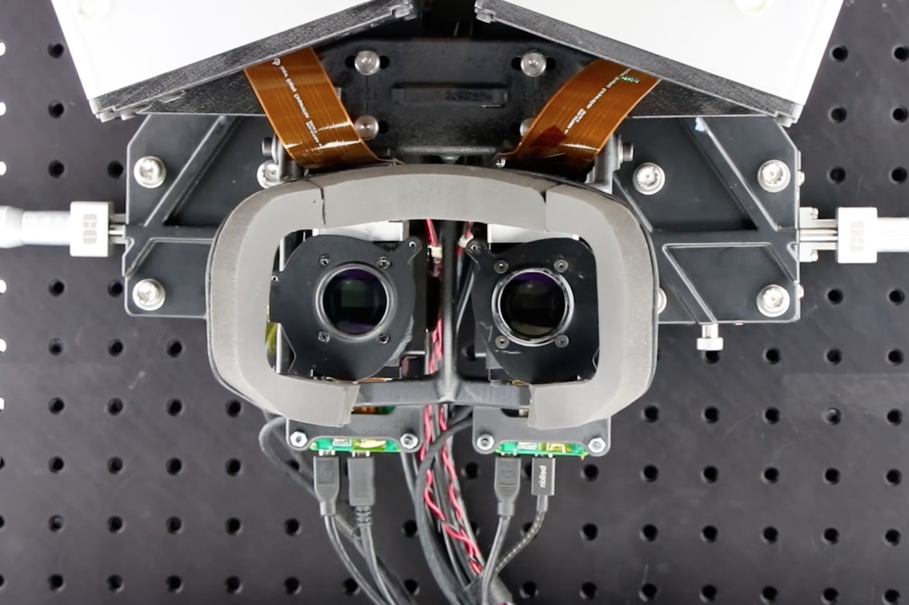 Oculus Research's focal surface display could make VR much more comfortable for our eyeballs