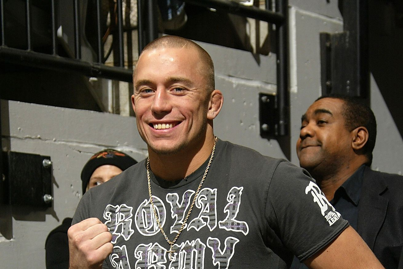 community news, Report: Georges St Pierre, UFC agree to terms for Octagon return