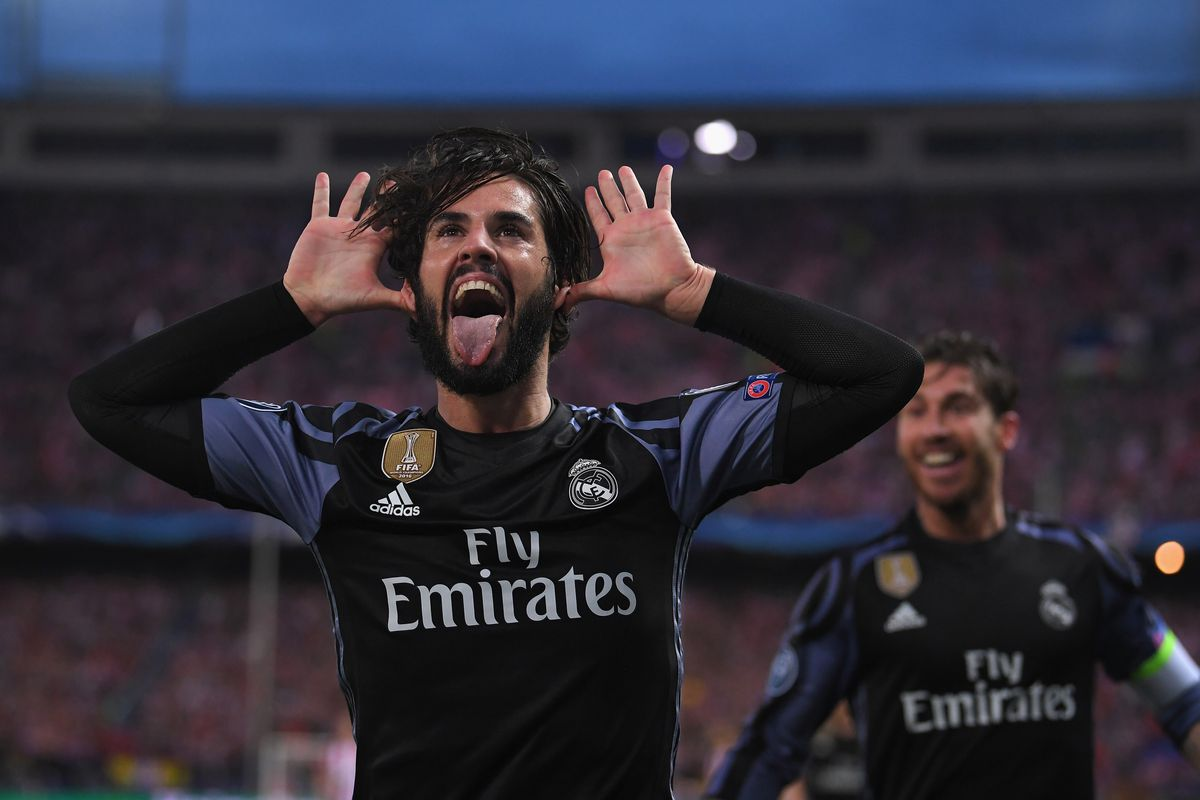 Real Madrid beat Atletico to advance to 2017 UEFA Champions League final