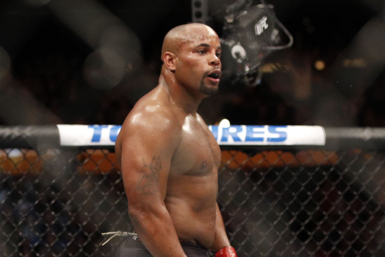 Jimi Manuwa calls out Daniel Cormier, who eagerly accepts ... on Twitter: Jon Jones needs to get his sea legs back