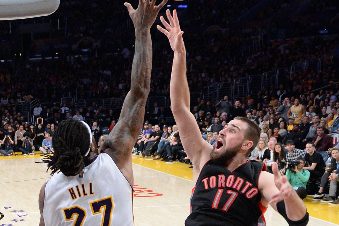 Raptors Vs Lakers Pinterest: Raptors Vs. Lakers: Toronto Looks To Turn It Around (Again