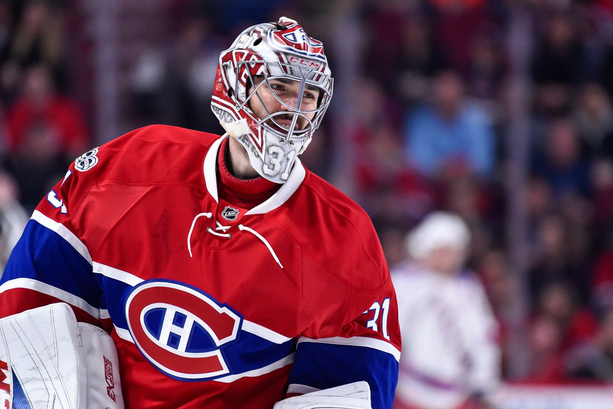 Bobrovsky, Price, Holtby nominated for Vezina