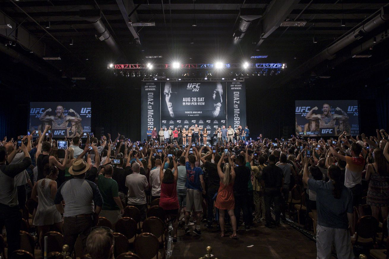 community news, UFC completes sale to WME IMG