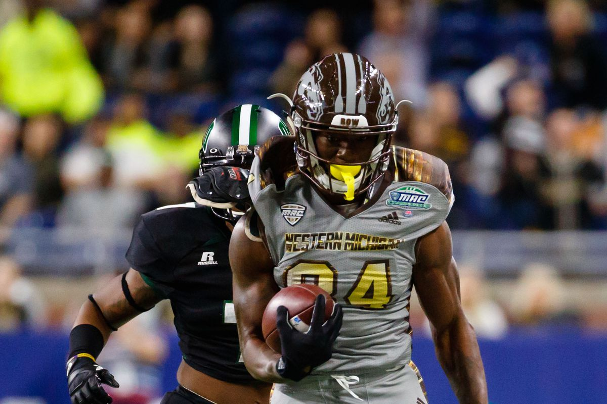 WMU's Corey Davis bet on himself, won big