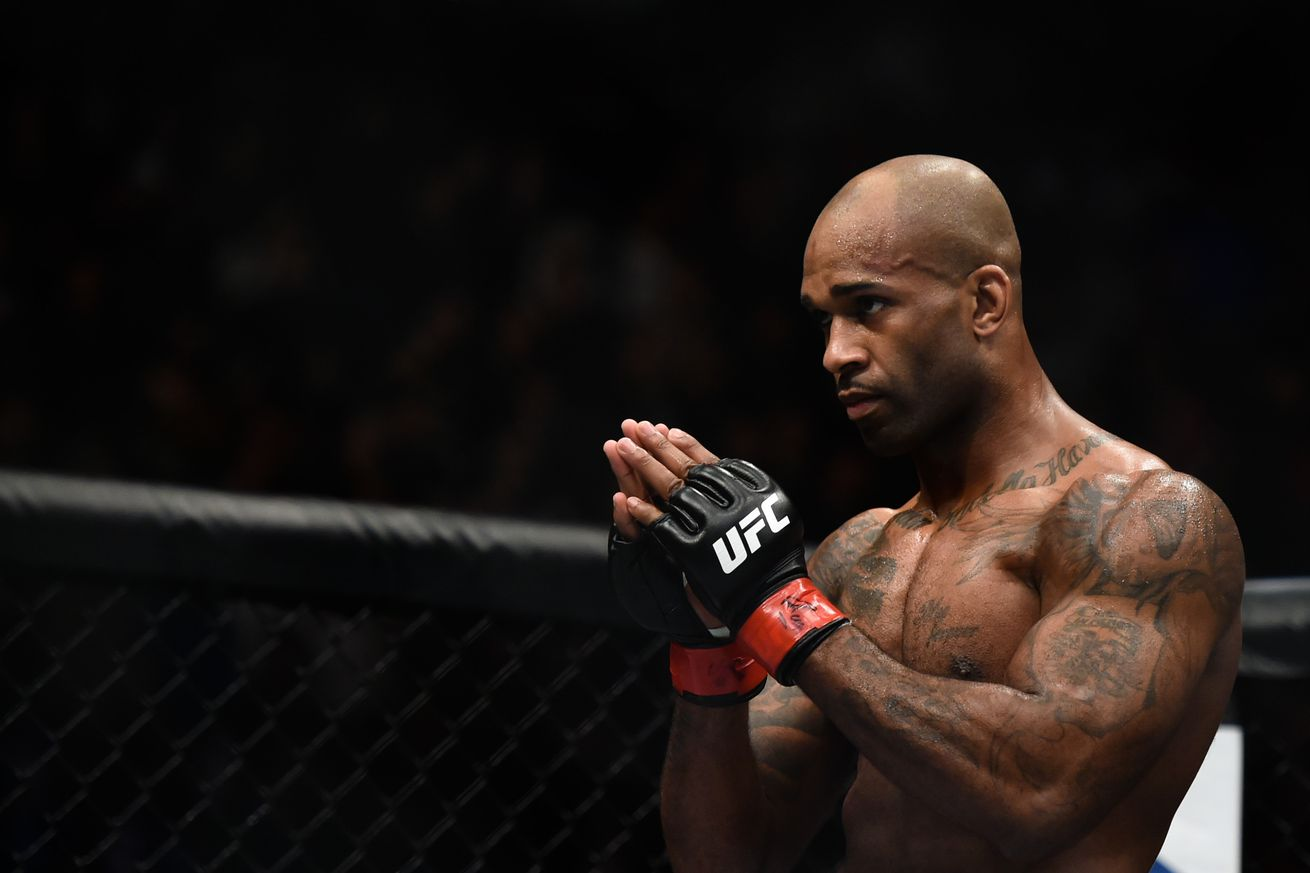 community news, Lacking decent opponents at 205, Jimi Manuwa is considering fight at a different weight class