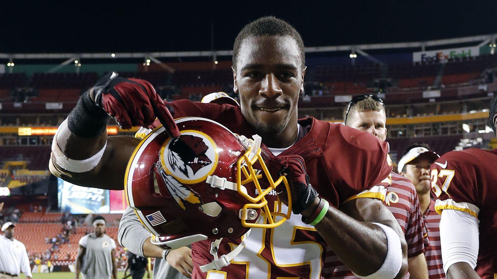 NFL Jerseys Outlet - Washington Redskins Player Profiles: Akeem Davis - Hogs Haven